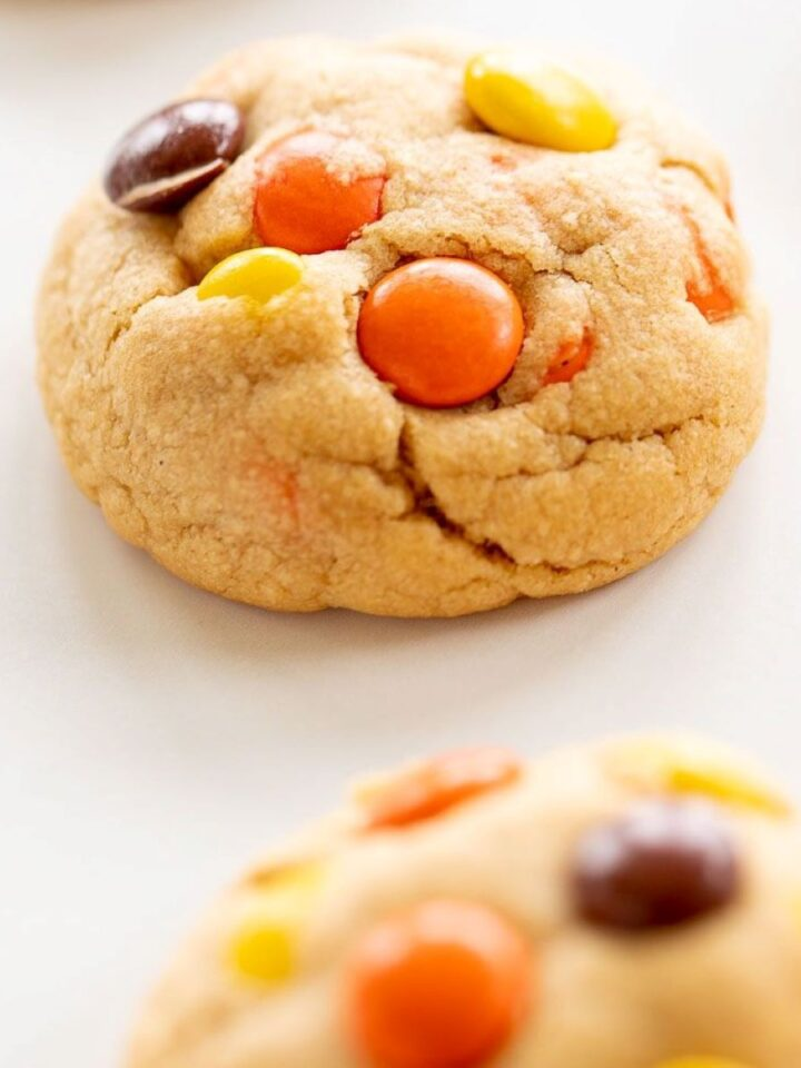 the best reeses pieces cookies recipe